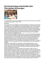 Kirchenkreistag März 2012.pdf - Kirchenkreis Rotenburg