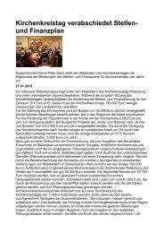 Kirchenkreistag Januar 2012.pdf - Kirchenkreis Rotenburg