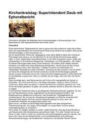 Kirchenkreistag Mai 2012.pdf - Kirchenkreis Rotenburg
