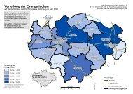 Verteilung der Evangelischen - Kirchenkreis Rotenburg