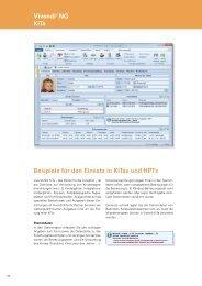 Vivendi® NG Kita Beispiele für den Einsatz in ... - Connext Vivendi
