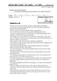 Süderhastedt Lieder : 451, 1 - 5; 582, 1 - hier