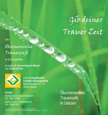 FB Trauercafé - v1 cmyk.cdr - Portal Kirche-Uelzen.de
