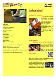 Dekanatsforum BB-online 01-12 - Kirchen im Kreis Böblingen