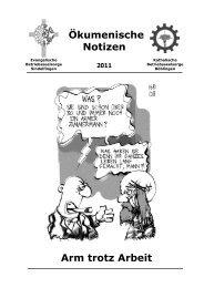 Ausgabe 2011 (PDF 3,5 MB) - Kirchen im Kreis Böblingen