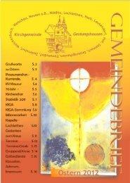 [Gemeindebrief Ostern 2012] 1 - kirchegestungshausen.de