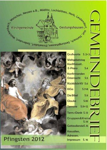 [Gemeindebrief Pfingsten 2012] 1 - kirchegestungshausen.de