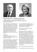 Gemeindebrief - Ev.-Luth. Kirchengemeinde Halle Westfalen - Seite 6