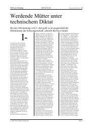 PaperOut Artikel - Kirchen.ch