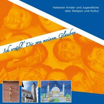 Ich erzähl Dir von meinem Glauben ' - Erzdiözese Salzburg