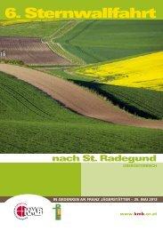 6. Sternwallfahrt - Katholische Männerbewegung Erzdiözese Wien