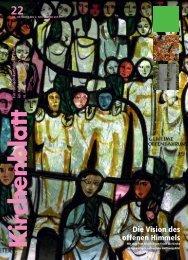 Die Vision des offenen Himmels - Kirchenblatt