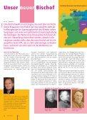 Unser neuer Bischof - Kirchenblatt - Seite 4