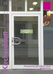 Advents - Kirchenblatt