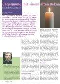 Begegnung mit einem alten Bekannten - Kirchenblatt - Seite 4