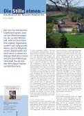 Die Stille atmen - Kirchenblatt - Seite 4
