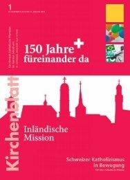 Solothurn - Kirchenblatt