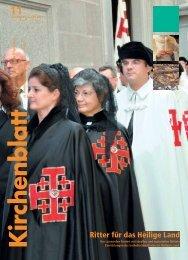 Erstkommunion 2011 - Kirchenblatt
