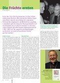 Die Früchte ernten - Kirchenblatt - Seite 4