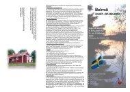 Freizeitinformationen - Evangelische Kirchengemeinde Langenberg