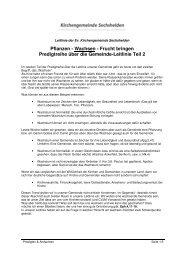 Teil 2 der Predigtreihe als PDF-Datei herunterladen...
