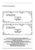 Gemeindebrief 2013 Januar Februar - Kirchengemeinde Sechshelden - Page 6
