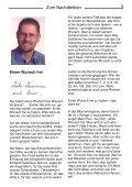 Gemeindebrief 2008 02 März - April - Kirchengemeinde Sechshelden - Page 3