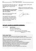 Gemeindebrief 2008 02 März - April - Kirchengemeinde Sechshelden - Page 4