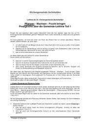 Teil 1 der Predigtreihe als PDF-Datei herunterladen...