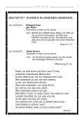 Gemeindebrief 2013 Sept. - Oktober - Kirchengemeinde Sechshelden - Page 5
