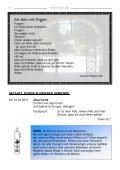 Gemeindebrief 2010 03 Mai Juni - Kirchengemeinde Sechshelden - Page 6
