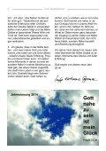 Gemeindebrief 2014 01 Jan. - Febr. - Kirchengemeinde Sechshelden - Page 4