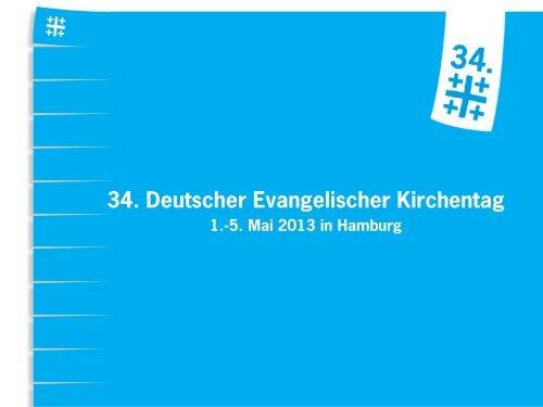 34. Deutscher Evangelischer Kirchentag
