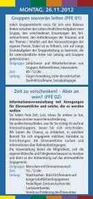 Programm des Fortbildungsfestivals (PDF) - Evangelischer ... - Page 6