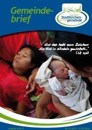 Gemeindebrief 4_2013.pdf , 3049 KB , pdf-Datei - Kirchenkreises ...