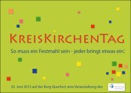 Kre i s Ki rch e n Tag - Kirchenkreis Merseburg
