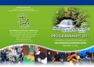 PROGRAMMHEFT 2011 - Kirchenkreis Winsen