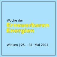 Erneuerbaren Energien - Kirchenkreis Winsen