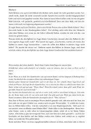 Lukas 6,36-42 - Kirchenkreis Winsen