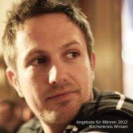 Angebote für Männer 2012 Kirchenkreis Winsen