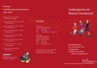 Download pdf-Datei - Kirchenmusik im Bistum Osnabrück