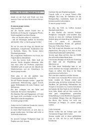 V-Okuli – Jer 20, 7-13 - Systemisches Institut Karlsruhe