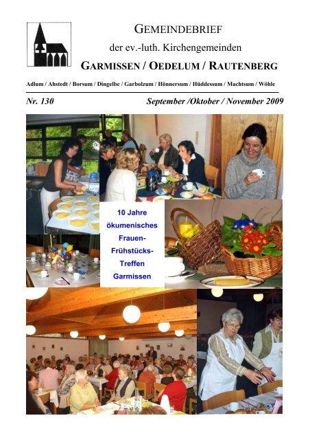 Gemeindebrief September-November 2009 - Kirchenregion ...