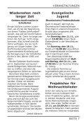 Gemeindebrief Oktober - November 2007 - Kirchenregion Schellerten - Page 7