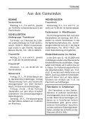Gemeindebrief März-Mai 2009 - Kirchenregion Schellerten - Page 5