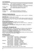 Gemeindebrief September-November 2009 - Kirchenregion ... - Page 4