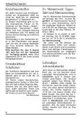 Gemeindebrief September-November 2009 - Kirchenregion ... - Page 6