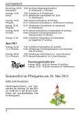 Gemeindebrief März-Mai 2013 - Kirchenregion Schellerten - Page 4