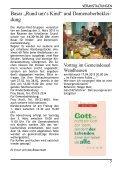 Gemeindebrief März-Mai 2013 - Kirchenregion Schellerten - Page 7