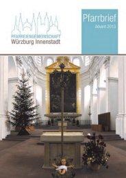 Pfarrbrief Advent 2013 - Gottes-wort-im-kirchenjahr.de